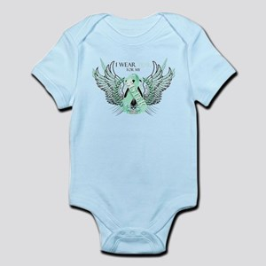 I Wear Teal for my Sister Infant Bodysuit