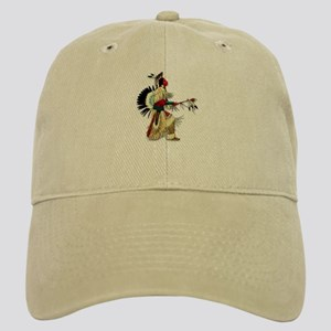 Native American Warrior #5 Cap