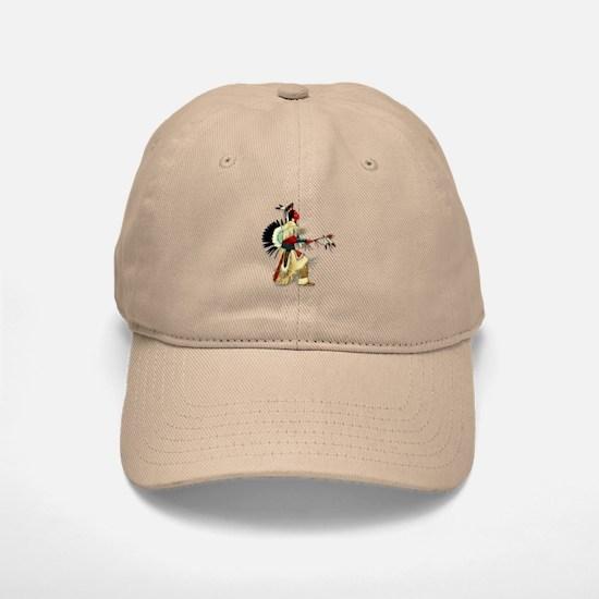 Native American Warrior #5 Baseball Baseball Cap