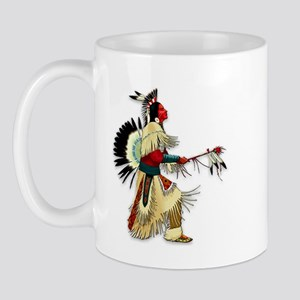 Native American Warrior #5 Mug