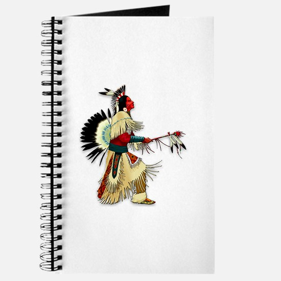 Native American Warrior #5 Journal