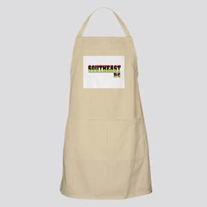 South East (red, blk, gry & y BBQ Apron