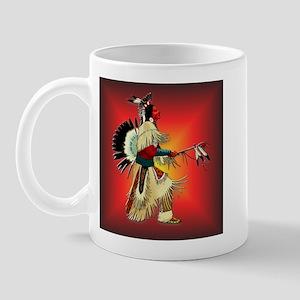 Native American Warrior #6 Mug