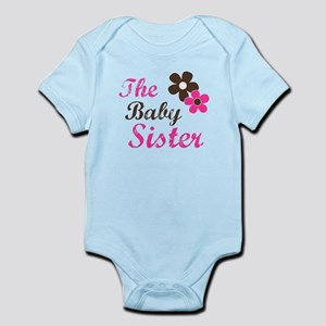the baby sister Body Suit