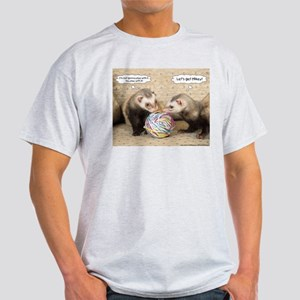 Lets Get Mikey! Ferret T-Shirt