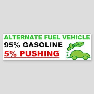 Alternate fuel vehicle