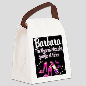 BEST HYGIENIST Canvas Lunch Bag