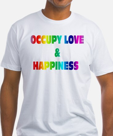 Occupy love and happiness Shirt