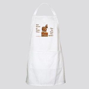 Golden Palomino BBQ Apron