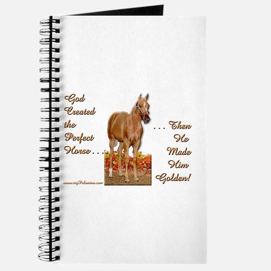 Golden Palomino Journal