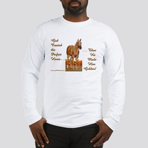 Golden Palomino Long Sleeve T-Shirt