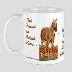 Golden Palomino Mug