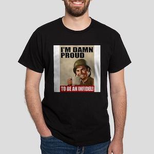 damnproudinfidel T-Shirt