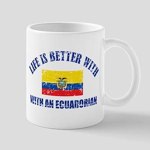 ecuador designs Mugs