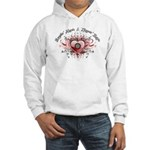 Breakin' Hearts & Throwin' Darts Hooded Sweatshirt