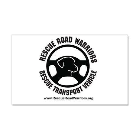 For Your Vehicle! Car Magnet 20 x 12