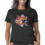 LIVE-2-RIDE-SLED Women's Classic T-Shirt