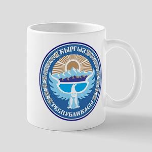 Kyrgystan Emblem Mug