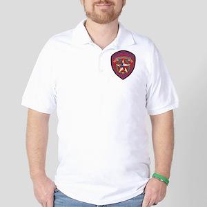 Texas Trooper Golf Shirt