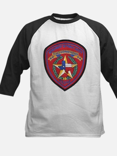Texas Trooper Kids Baseball Jersey
