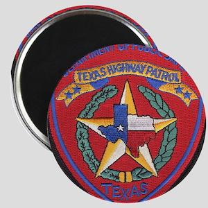 Texas Trooper Magnet