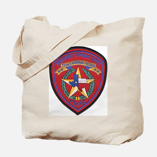 Texas Trooper Tote Bag