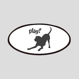 play? Labrador Patches