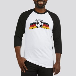 German Soccer / Germany Soccer Baseball Jersey