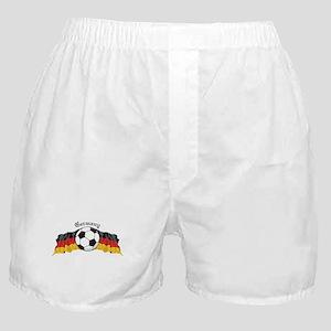 German Soccer / Germany Soccer Boxer Shorts