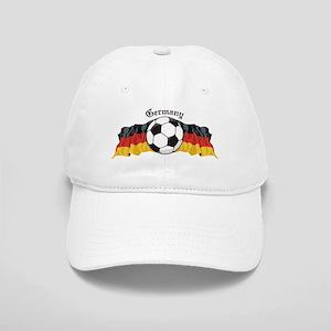 German Soccer / Germany Soccer Cap