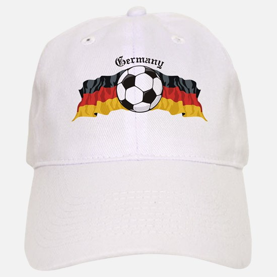 German Soccer / Germany Soccer Baseball Baseball Cap