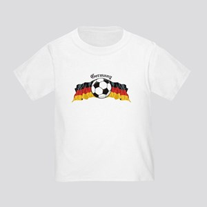 German Soccer / Germany Soccer Toddler T-Sh