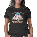 Obama sheep dk Women's Classic T-Shirt