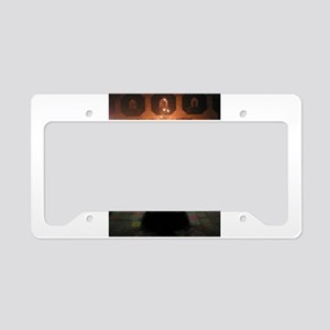 Nataraja License Plate Holder
