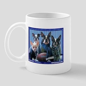 Football Fans Mug