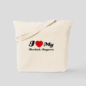 I love my Turkish Angora Tote Bag