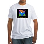 Fellowship of Joy Fitted T-Shirt