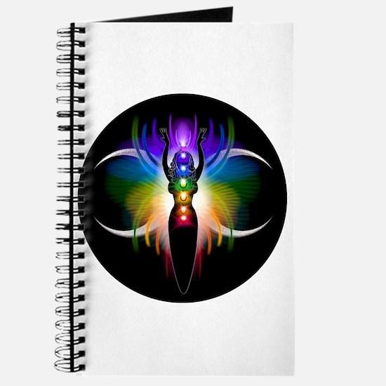 Chakra Goddess Journal