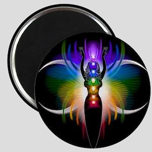 Chakra Goddess Magnet