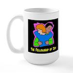 Fellowship of Joy Large Mug