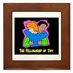 Fellowship of Joy Framed Tile