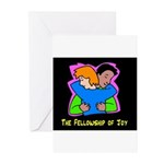 Fellowship of Joy Greeting Cards (Pk of 10)