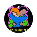 Fellowship of Joy Ornament (Round)