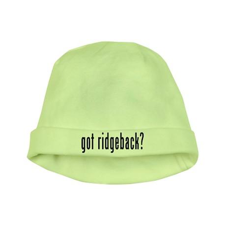 GOT RIDGEBACK baby hat