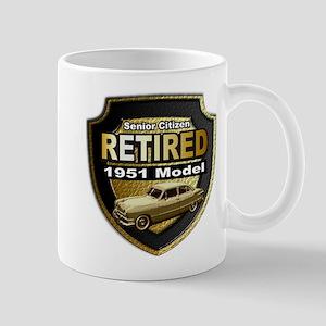 Born In 1950 Retirees ~ Mug