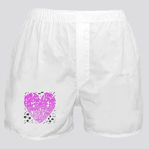 Equal to the Love you Make Boxer Shorts
