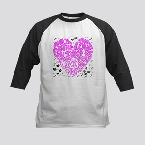 Equal to the Love you Make Kids Baseball Jersey