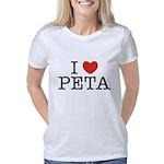 I Heart PETA Women's Classic T-Shirt