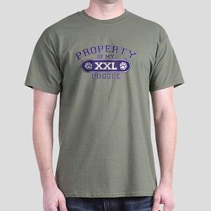 Puggle PROPERTY Dark T-Shirt