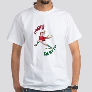 Welsh Rugby - Back T-Shirt